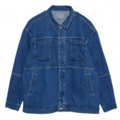 C.E PANEL DENIM JACKET CES14JK20