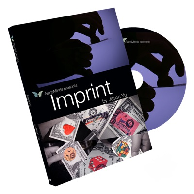 Imprint (DVD and Gimmick and おまけ素材) by Jason Yu