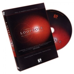 Loop Hole DVD with ギミック
