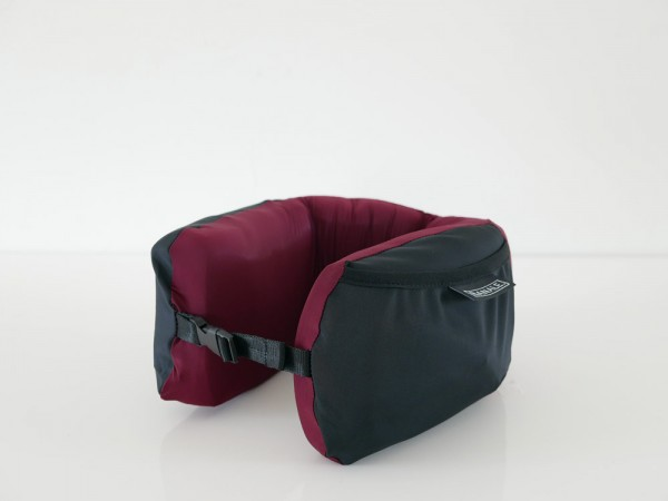 BANALE NECK PILLOW WINE RED
