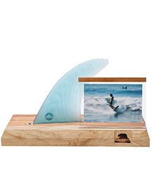 CALIFORNIA WOODs FIN STAND Single